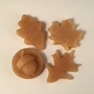 Fall Guest Soaps- Birchwood Oud